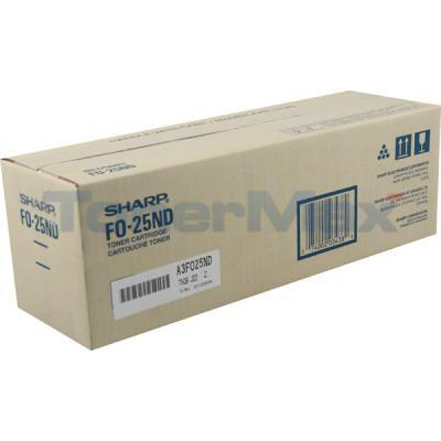 SHARP FO-IS125N TONER CARTRIDGE BLACK